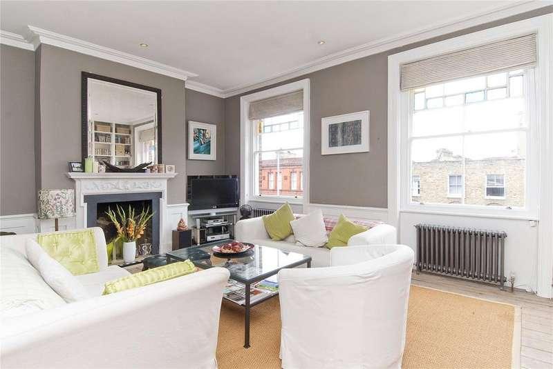 2 Bedrooms Flat for sale in Upper Street, Islington, London, N1