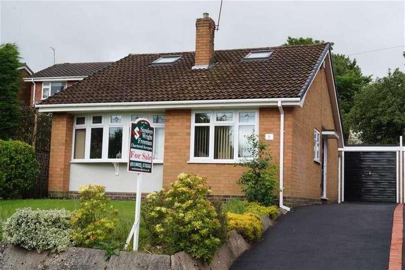 2 Bedrooms Bungalow for sale in Norton Close, Penn, Wolverhampton