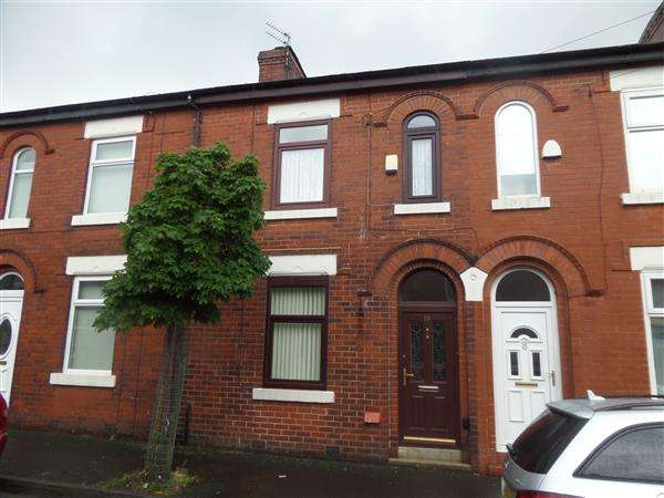 2 Bedrooms Terraced House for sale in Worsefold Street, Manchester