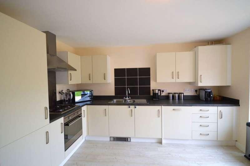 4 Bedrooms Semi Detached House for sale in Calwich Close, SWADLINCOTE, DE11