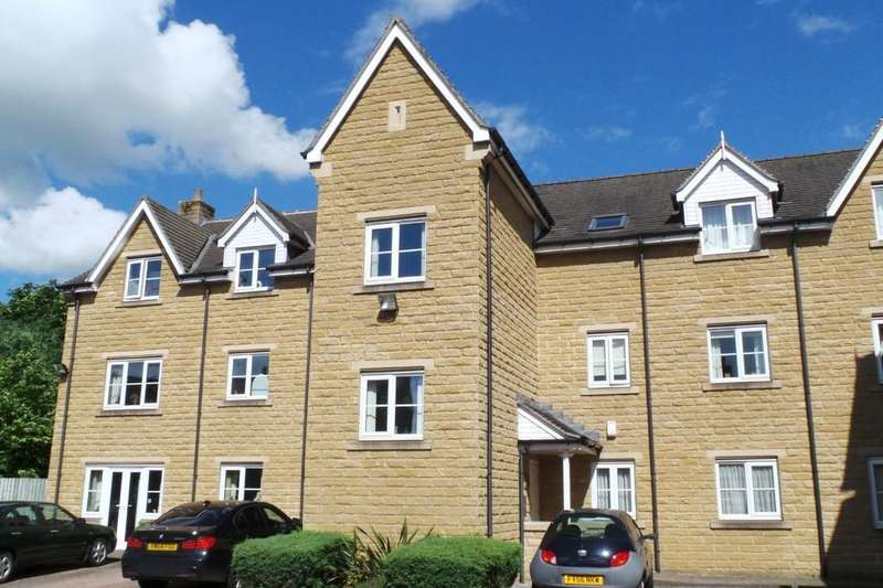3 Bedrooms Apartment Flat for sale in 8 Farriers Court, North Street, Wetherby