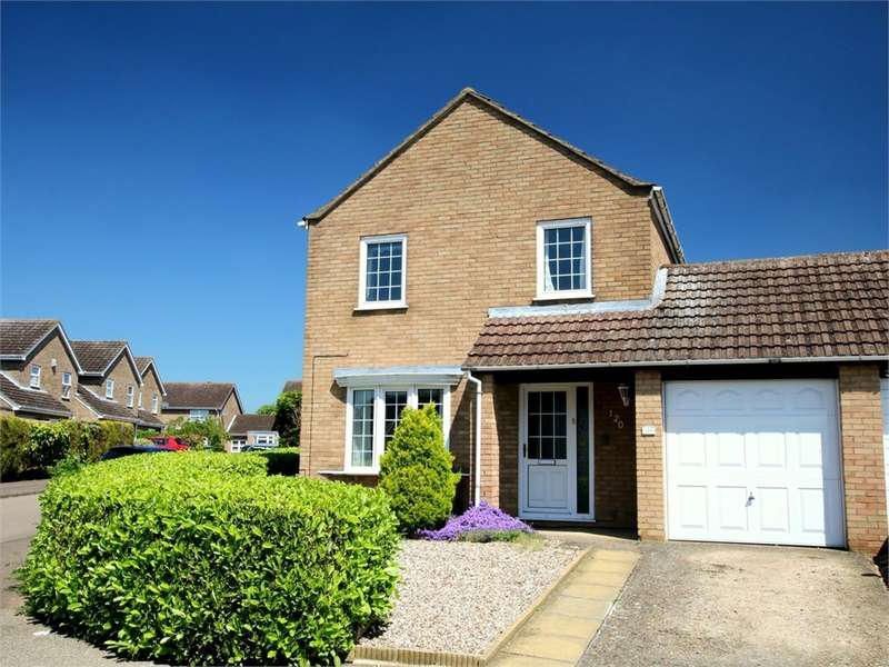 3 Bedrooms Detached House for sale in Eaton Socon, ST NEOTS