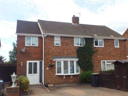 3 Bedrooms Semi Detached House for sale in Ravensthorpe, Luton, Bedfordshire, England