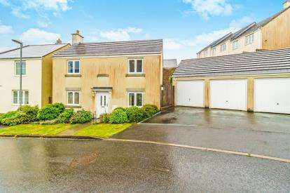 3 Bedrooms Detached House for sale in Okehampton, 7 Portugal Way, Okehampton
