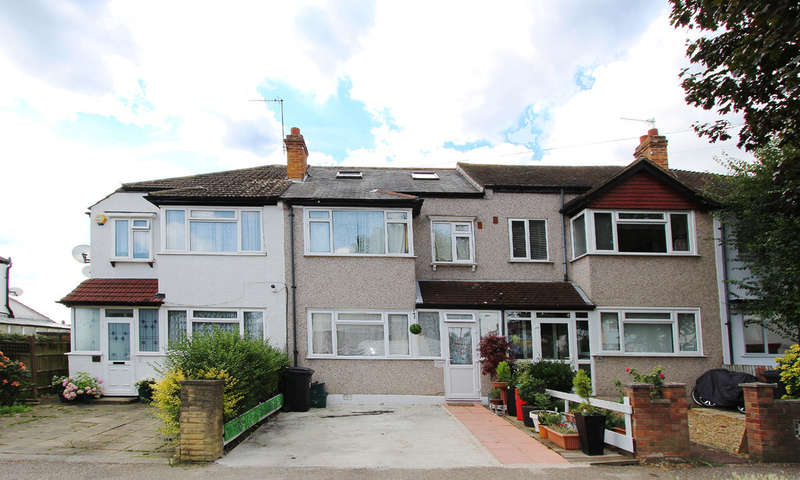 5 Bedrooms Terraced House for sale in Cromwell Avenue,New Malden