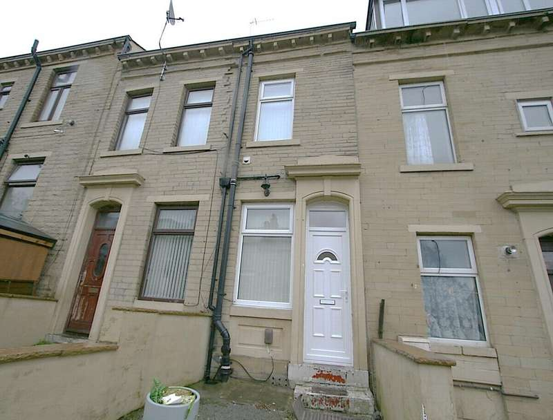 4 Bedrooms Terraced House for sale in Girlington Road, Girlington, BRADFORD, West Yorkshire