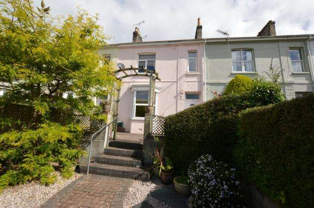 3 Bedrooms Terraced House for sale in Saltram Terrace, Plymouth, Devon