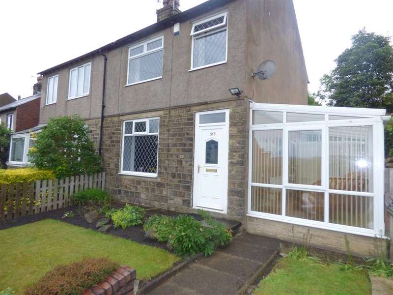 2 Bedrooms Semi Detached House for sale in Cross Lane, Huddersfield, West Yorkshire, HD4