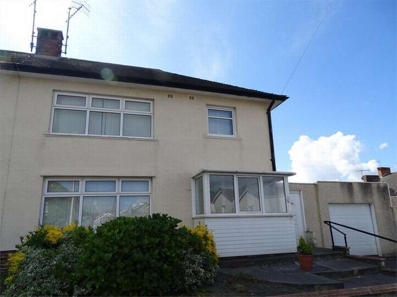 3 Bedrooms Semi Detached House for sale in 25 Harries Avenue, Llanelli, Carmarthenshire
