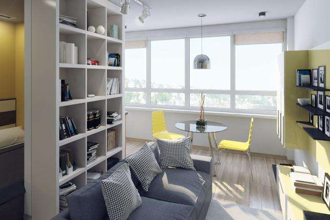 1 Bedroom Property for sale in The Residence At Colonial Chambers Apartments, Liverpool, L2 5RH