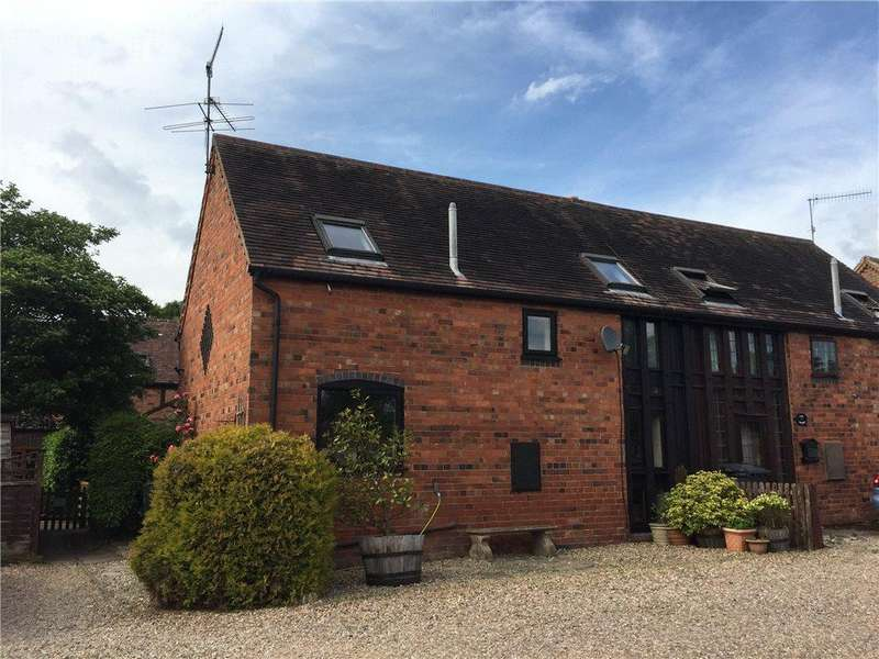 2 Bedrooms Semi Detached House for sale in Beoley Lane, Beoley, Redditch, B98