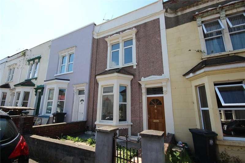 3 Bedrooms Terraced House for sale in Heath Street, Eastville, Bristol, BS5