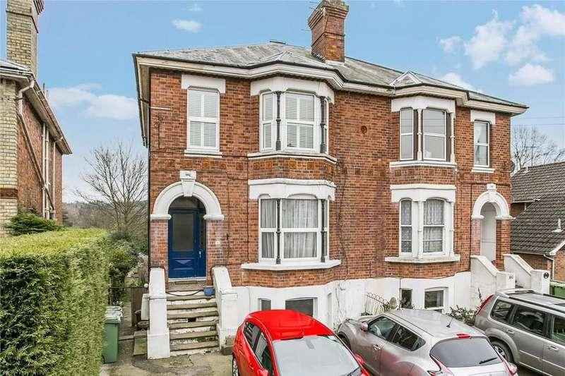 2 Bedrooms Apartment Flat for sale in Upper Grosvenor Road, Tunbridge Wells