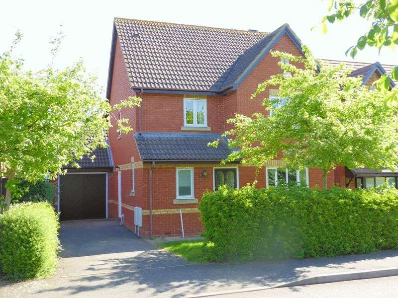 4 Bedrooms Property for sale in Coopers Green, Bicester