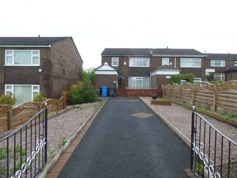 3 Bedrooms Semi Detached House for sale in Swift Road, Sholver, Oldham, OL1