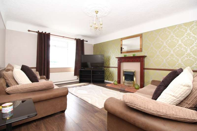 2 Bedrooms Flat for sale in Roberts Road, SOUTHAMPTON, SO15