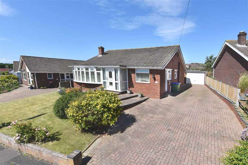 3 Bedrooms Bungalow for sale in FROSTHOLE CRESCENT, FAREHAM