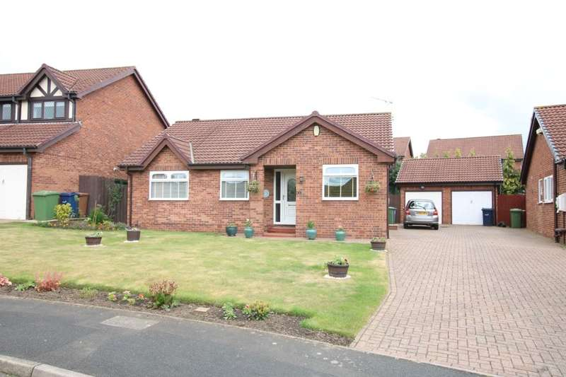 3 Bedrooms Detached Bungalow for sale in Kinlet, Washington, NE38