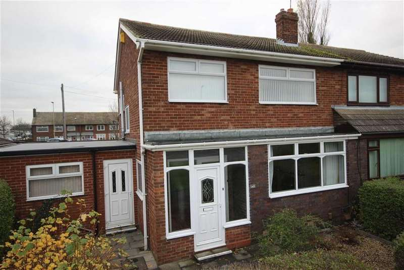 3 Bedrooms Semi Detached House for sale in Hedworth Lane, Jarrow, Tyne And Wear