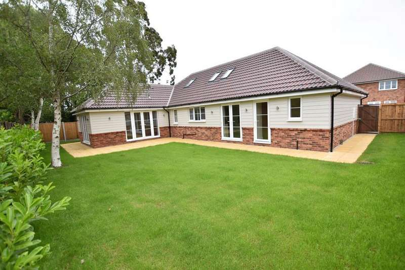 4 Bedrooms Chalet House for sale in Hadleigh