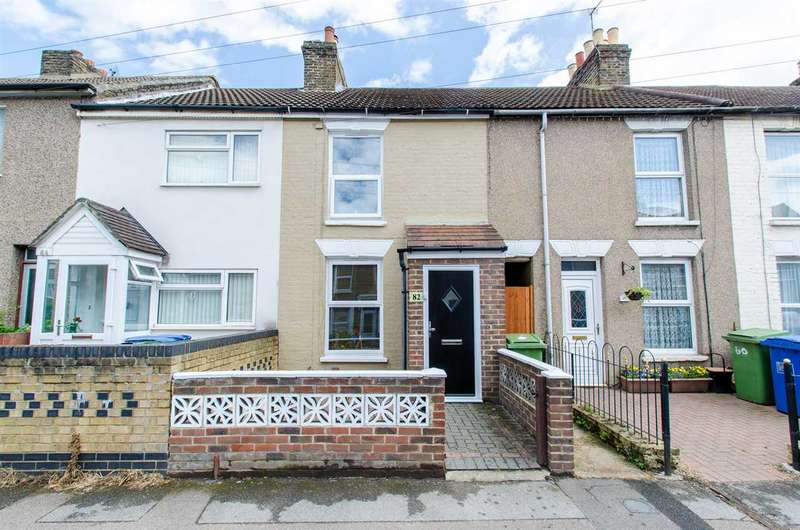 3 Bedrooms Terraced House for sale in Goodnestone Road, Sittingbourne