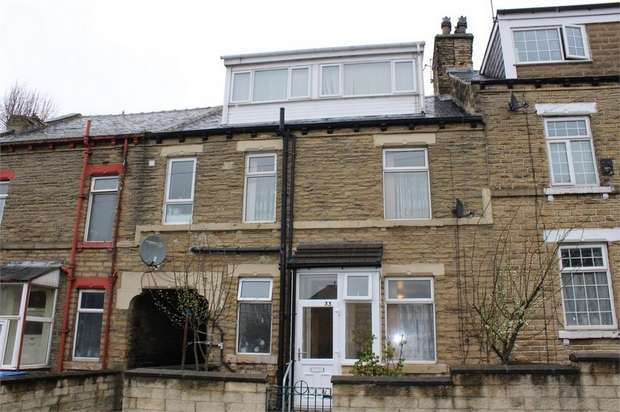 3 Bedrooms Terraced House for sale in Harewood Street, Bradford, West Yorkshire