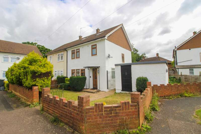 3 Bedrooms Semi Detached House for sale in Belfairs Green, South Oxhey