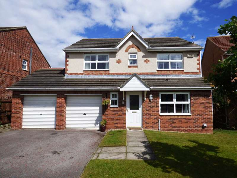 4 Bedrooms Detached House for sale in Elder Grove, Redcar