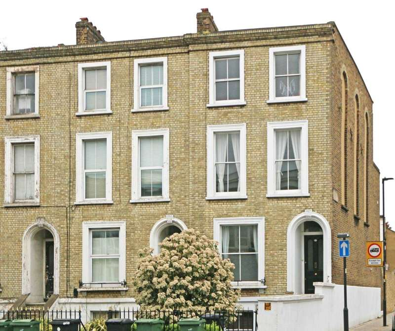 2 Bedrooms Flat for sale in Coldharbour Lane, Loughborough Junction