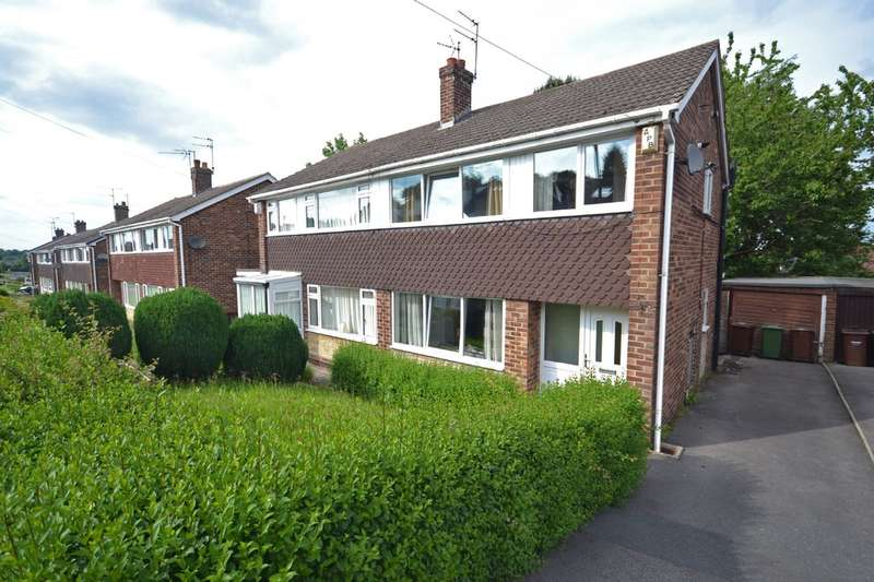 3 Bedrooms Semi Detached House for sale in Cherry Tree Road, Walton, Wakefield