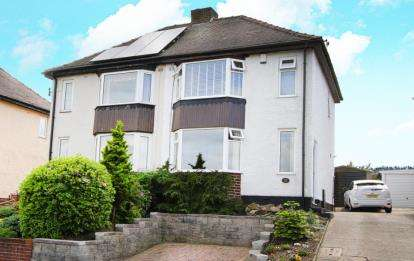 3 Bedrooms Semi Detached House for sale in Charnock Grove, Sheffield, South Yorkshire