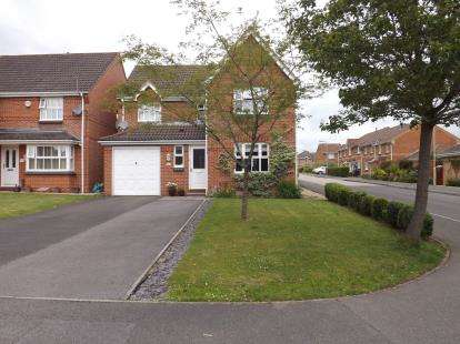 3 Bedrooms Detached House for sale in Whiteley, Fareham, Southampton