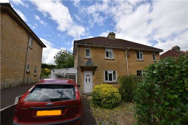 4 Bedrooms Semi Detached House for sale in Glebe Road, BATH, Somerset, BA2 1JB
