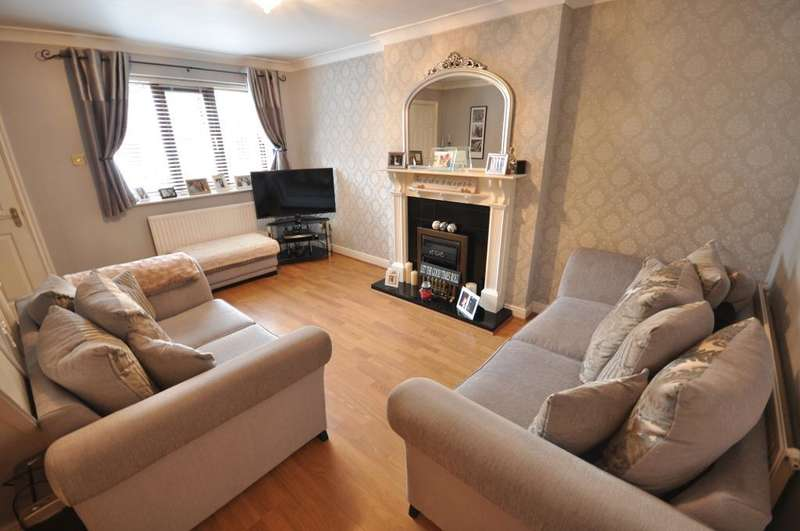 2 Bedrooms Mews House for sale in The Conifers, Kirkham, Preston, Lancashire, PR4 2RY