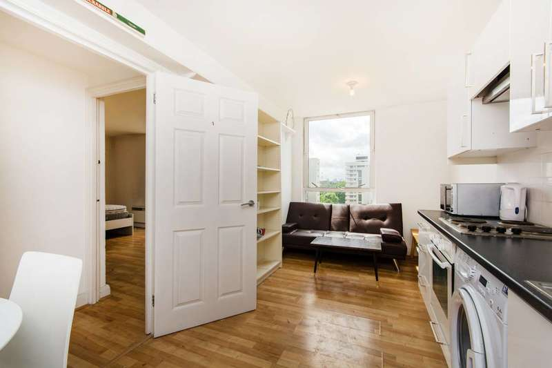 2 Bedrooms Flat for sale in Bramlands Close, Battersea, SW11