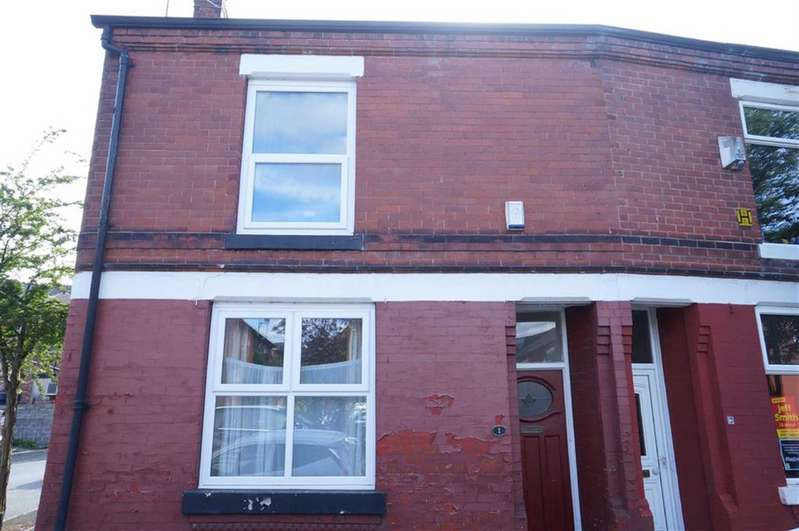 2 Bedrooms Property for sale in Needham Avenue, Chorlton, Manchester, M21