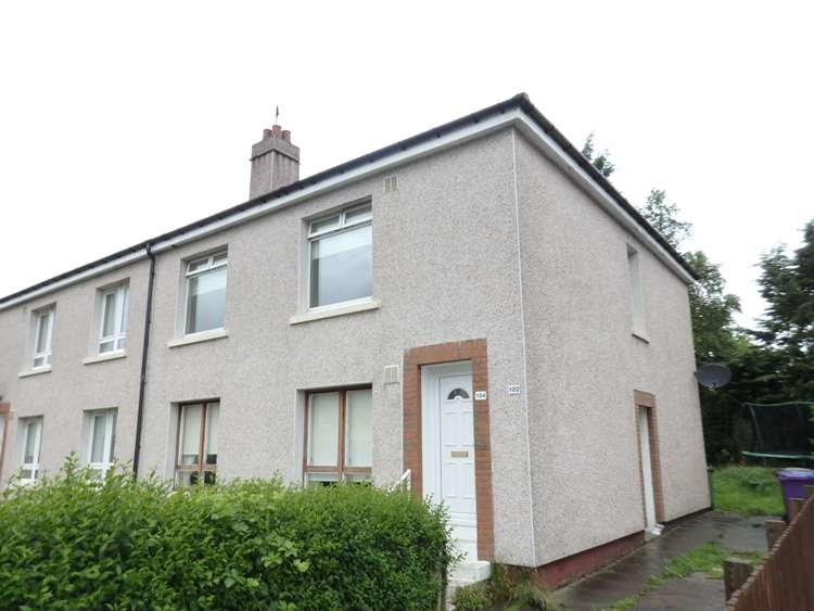 2 Bedrooms Flat for rent in Robroyston Avenue, Riddrie, Glasgow