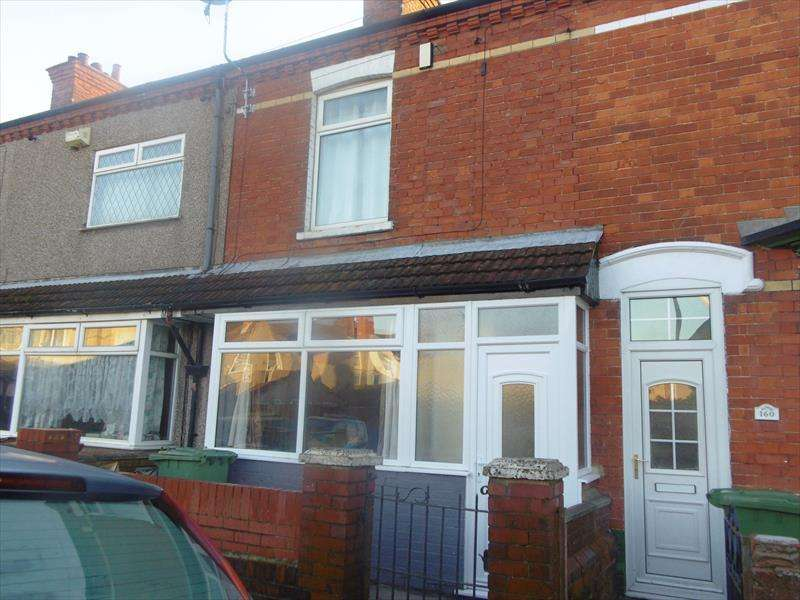 3 Bedrooms Terraced House for sale in Castle Street, Grimsby dn32