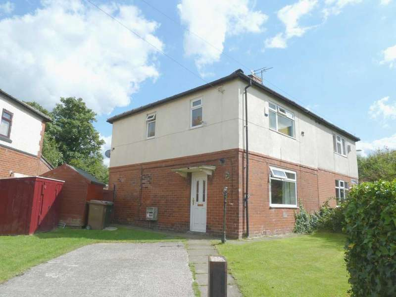 3 Bedrooms Semi Detached House for sale in Woodland Road, Heywood, Lancashire, OL10