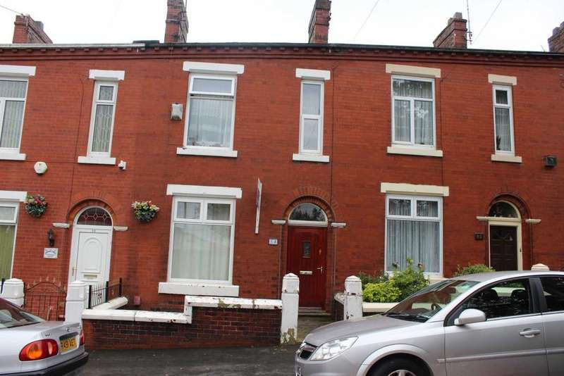 2 Bedrooms Terraced House for sale in Goddard Avenue, Oldham