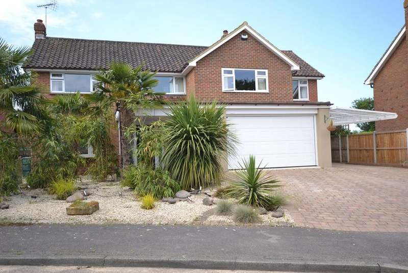 4 Bedrooms Detached House for sale in Church Green, Roxwell, Chelmsford, Essex, CM1