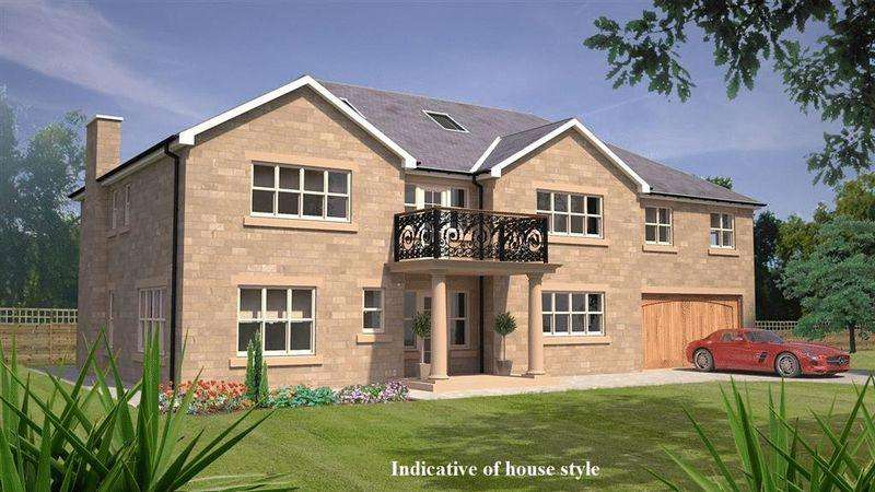 4 Bedrooms Detached House for sale in Plot 4, 238 Middle Drive, Darras Hall, Ponteland