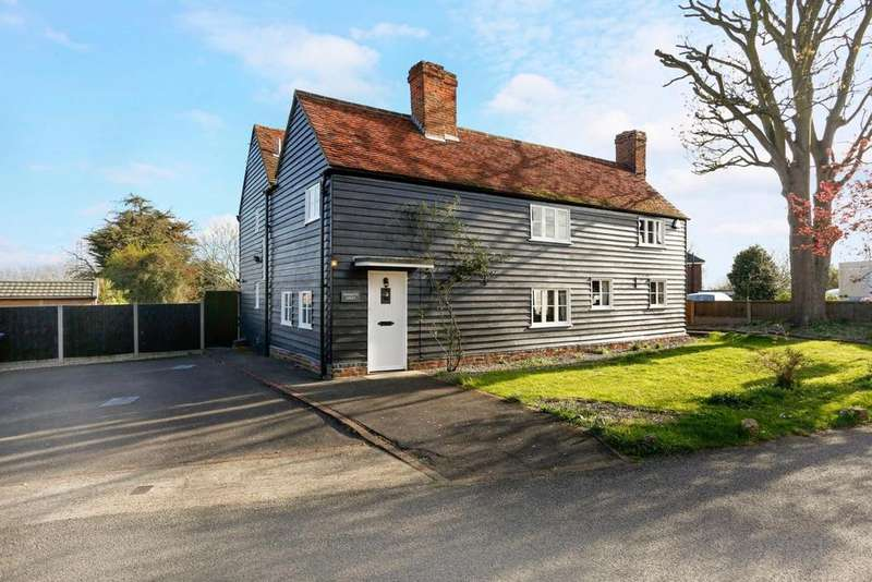 4 Bedrooms Detached House for sale in Fobbing, Essex, SS17