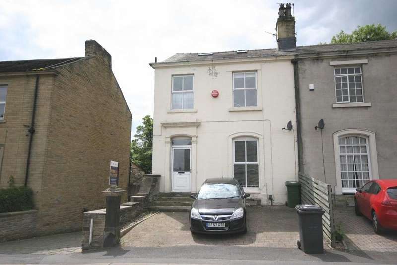 3 Bedrooms End Of Terrace House for sale in Halifax Old Road, Birkby, HUDDERSFIELD, West Yorkshire, HD2