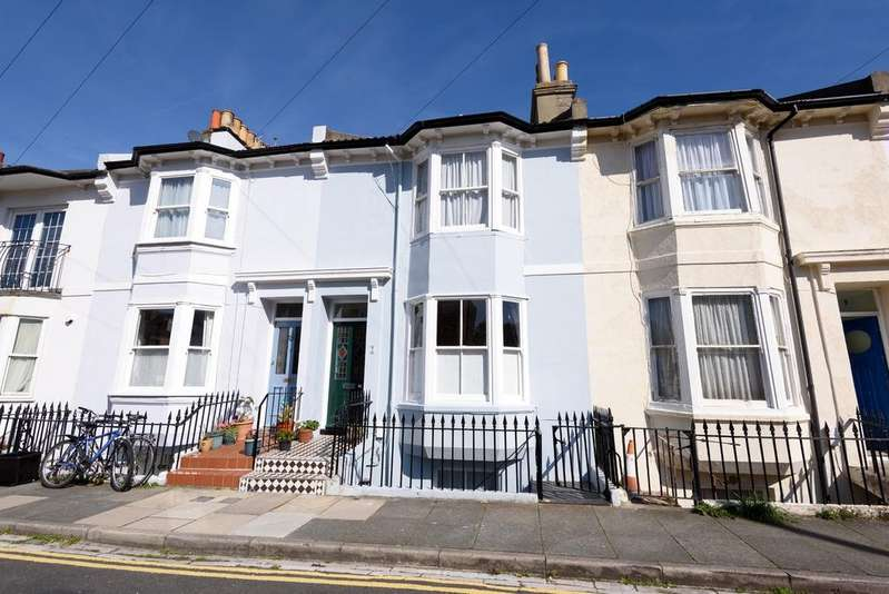 4 Bedrooms Terraced House for rent in Canning Street, Brighton, BN2