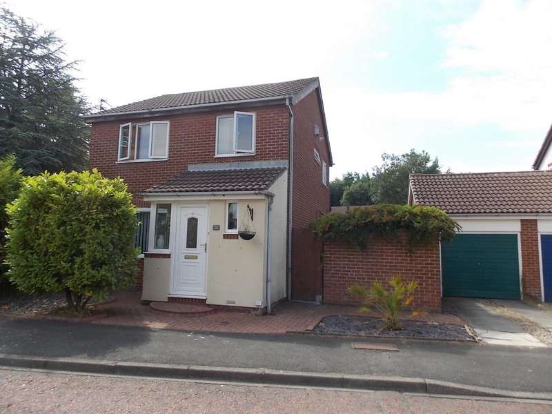 3 Bedrooms Detached House for sale in Sherburn Grange North, Jarrow
