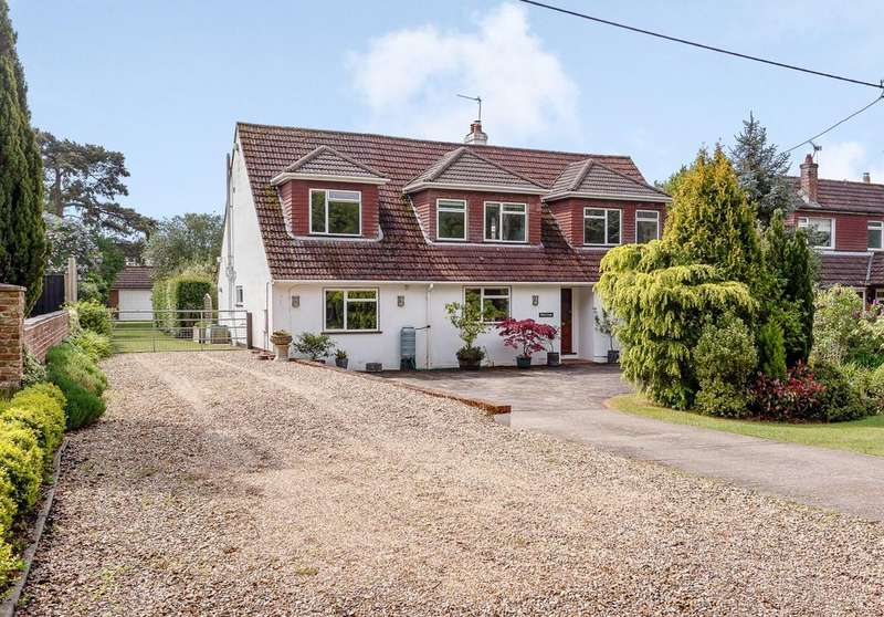 5 Bedrooms Detached House for sale in Ash Green