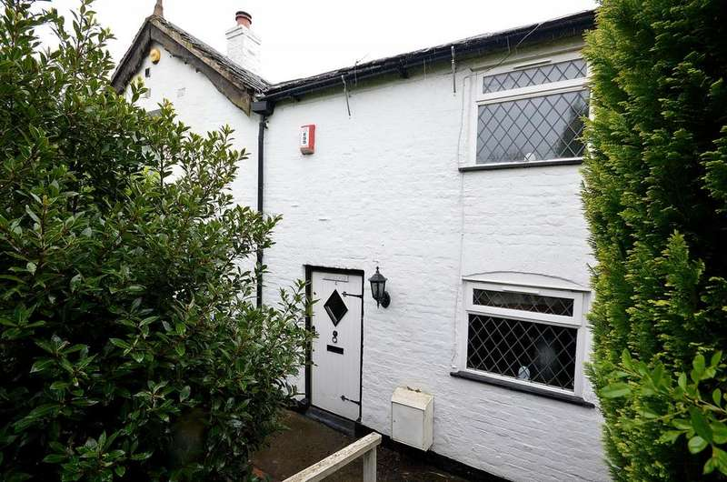 1 Bedroom Terraced House for sale in Lower Fold Cottage, High Lane