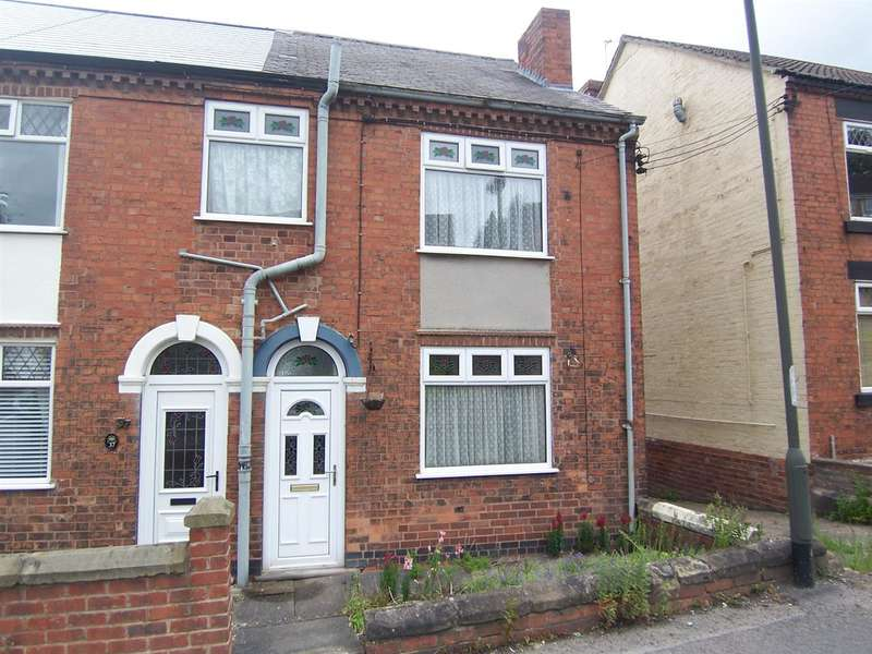 2 Bedrooms Semi Detached House for sale in Laceyfield Road, Heanor