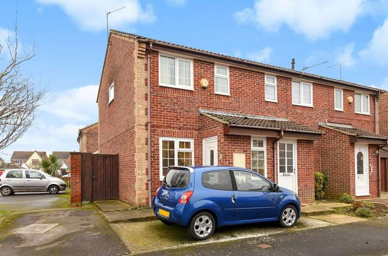 2 Bedrooms End Of Terrace House for sale in Lilac Close, Middleton-on-Sea, Bognor Regis, PO22